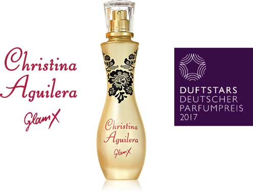Christina Aguilera Fragrances